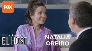 "Nati Oreiro vuelve ""Re loco"" a Adrián en El Host"