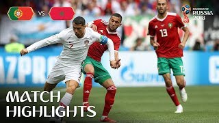 Portugal v Morocco - 2018 FIFA World Cup Russia™ - Match 19