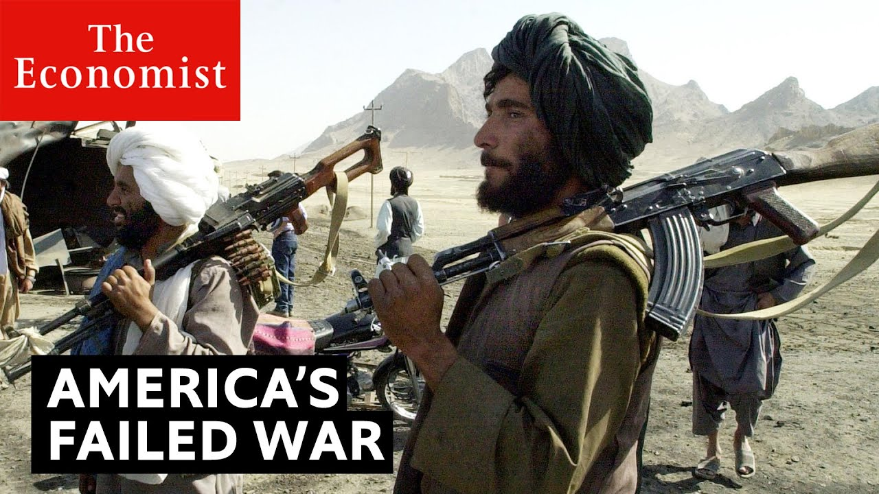 Afghanistan: Why the Taliban can't be Defeated | The Economist