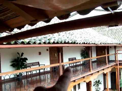 Hotel Plaza Colon in Granada, Nicaragua TWO by NicaEco.com