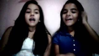 Primeiro vídeo do canal - Malu, Mari e Lala