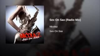 Sex On Sax (Radio Mix)