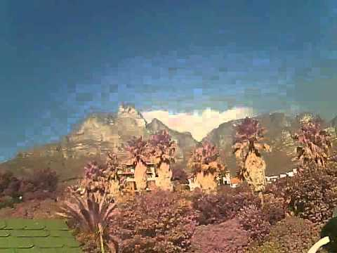 Timelapse Video – Table Mountain – 16/04/2011