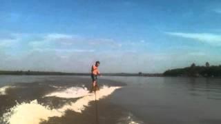 Carlos Senno II - Menino do Rio - Live from Almeida's pier!