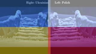 Frozen- Let It Go: Ukrainian- Right Left- Polish