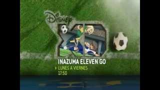 Inazuma Eleven GO Galaxy en Disney XD