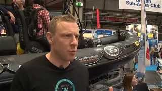 EXCLUSIVE: Scubaverse talks with Andy Torbet at DIVE 2014