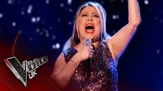 Liza Baker performs 'Alone': Blind Auditions 4   The Voice UK 2017