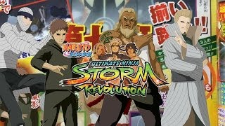 Naruto Shippuden Ultimate Ninja Storm Revolution News: My Thoughts On The New Scan