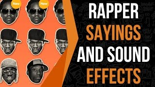 Jadakiss SFX, Sound Effects, Sayings and Catch Phrases Acapella