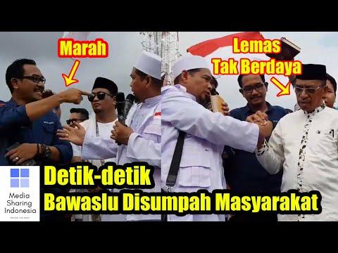Download Video Makassar Bergejolak, Detik Detik Bawaslu Disumpah Langsung Masyarakat Sulawesi Selatan