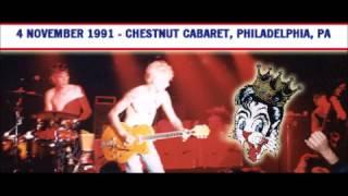 STRAY CATS - My Heart Is On Fire (4.11.91 Philadelphia)