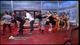 ZASKIA Live At Show Imah (19-09-2013) Courtesy TRANS TV
