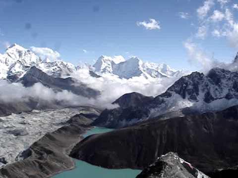 Nepal Everest Trek: Aussicht vom Gokyo Ri