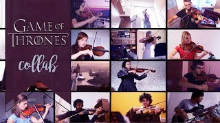 Game of Thrones cover | international violin collab