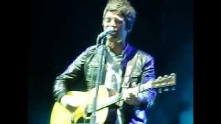 Noel Gallagher's High Flying Birds - Supersonic - Edinburgh 17/07/2012