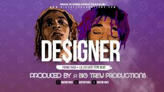 FREE Young Thug x Lil Uzi Vert Type Beat- Designer (Prod. by BTP)
