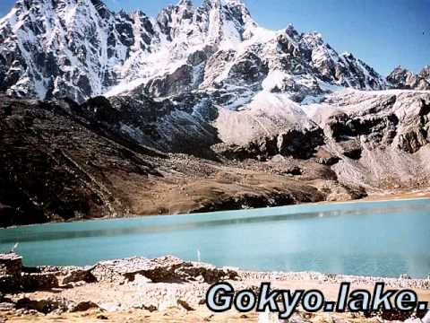 The Blackcountry Bothers 4th trek to Gokyo lakes Nepal. 95.