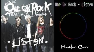[Music box Cover] One Ok Rock - Listen (Ft Avril Lavigne)