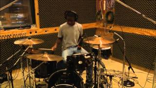 TURN UP THE MUSIC DRUM COVER
