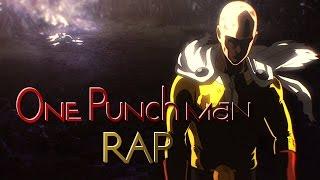 """One Punch Man - RAP - """"Quieren verme caer"""""""