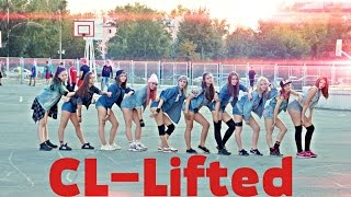 CL - LIFTED \ GIRLS HIP-HOP&K-POP CHOREO BY JUDANCE TEAM
