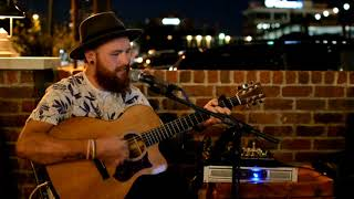 """Dean Heckel covering """"Mixed Drinks About Feelings"""" by Eric Church"""