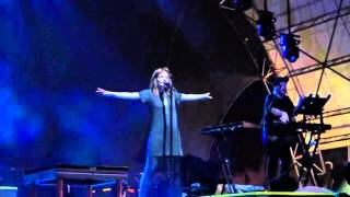 CHVRCHES - Clearest Blue @ GoodVybes Fest 2016