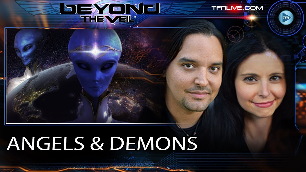 Angels and Demons: Zetas, Pleiadians, Greys, and Archturians