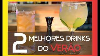 Os 2 MELHORES Drinks do Verão