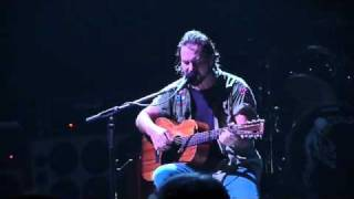 "Eddie Vedder - ""The End"" (Pearl Jam) live in Seattle"