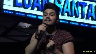 Eu ando mentindo demais - Luan Santana - Citibank Hall - 04/12/2015