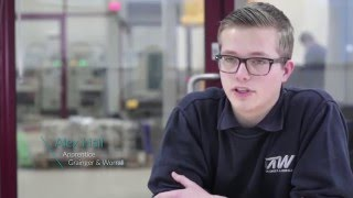 Grainger & Worrall – Encouraging Apprenticeships