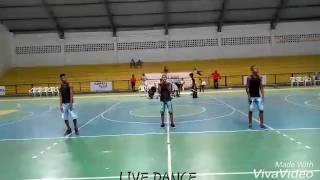 OLHA A EXPLOSÃO - MC KEVINHO - LIVE DANCE