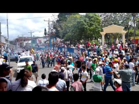 Bull Run Boaco Nicaragua