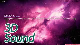 [3D Sound] Sohyang (소향) - Someday (하늘을 날다)