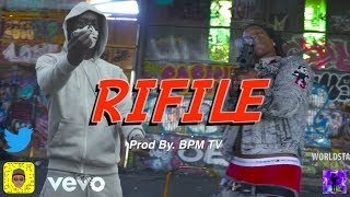 "RICO RECKLEZZ x SHEFF G x AM (410) - ""RIFLE"" - (DRILL/TRAP) 2017 - Type Beat - {Prod By. BPM TV}"