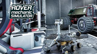 Rover Mechanic Simulator coming to Switch