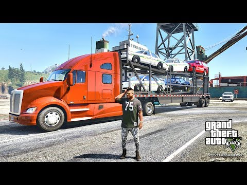 GTA 5 REAL LIFE MOD #251 LET'S GO TO WORK!! (GTA 5 REAL LIFE MOD)