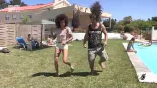 "MTV Amplifica 410 - Making of video ""Feeling"" HMB - MTV Linked Pela Música"