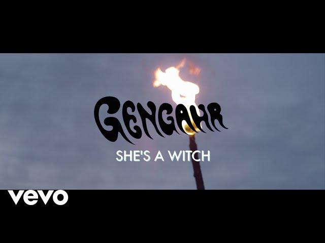 Videoclip de ''She's A Witch'', de Gengahr.