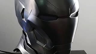 wear Iron Man Mark 47 46 armor costume suit helmet sound effect