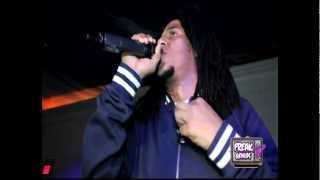 "TEGO CALDERON FREESTYLE AND ""LEAN BACK"" LIVE IN LONG ISLAND"