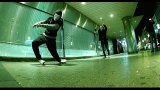 Halloween Dubstep Dance | Anonymous And Jigsaw | Scary Halloween