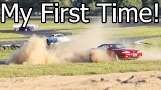 What's it like to Go Drifting for the First Time?
