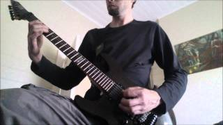 Digitech rp355 - Enter Sandman tone