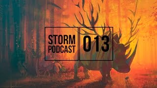 Storm Podcast 013 - Guests: R.I.P Monsters