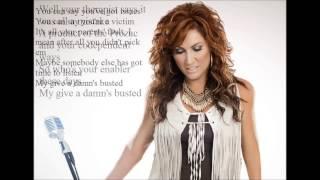 Jo Dee messina My Give a Damn's Busted lyrics