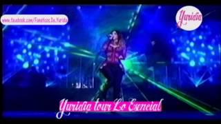 "Yuridia - ""Ángel"" [LIVE - EN VIVO] TOUR ""ESENCIAL"""