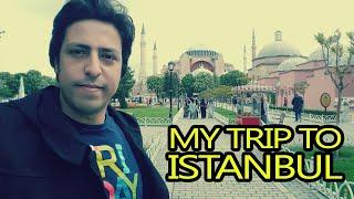 My trip to Istanbul ( with INTELCIA )   تقرير رحلتي الى اسطنبول 2016